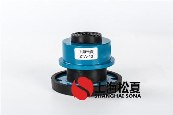 弹簧减震器的适用范围及性能特点