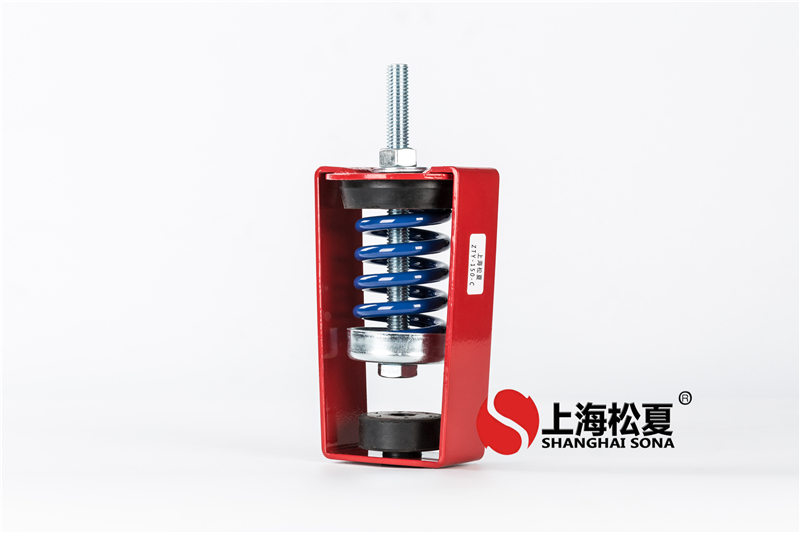离心机减震器的技术特点