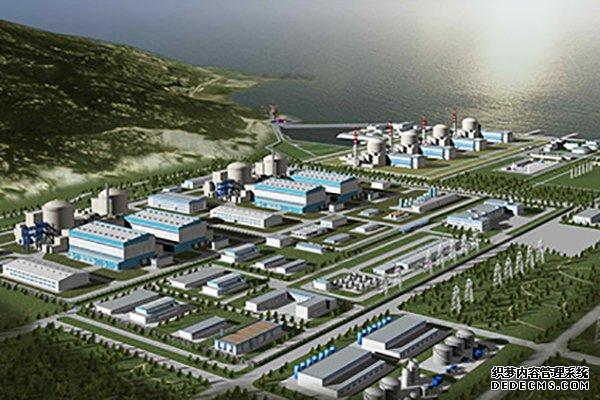 田湾核电站3、4号机组项目
